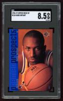 Kobe Bryant 1996-97 SP #134 RC (SGC 8.5) at PristineAuction.com