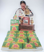 Dale Earnhardt Sundrop Cardboard Cutout Standup at PristineAuction.com