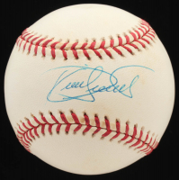 Kirby Puckett Signed OAL Baseball (JSA ALOA) at PristineAuction.com