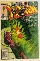 "Stan Lee Signed 1984 ""Uncanny X-Men"" Issue #181 Marvel Comic Book (Lee COA) at PristineAuction.com"