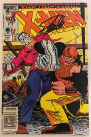 "Stan Lee Signed 1984 ""Uncanny X-Men"" Issue #183 Marvel Comic Book (Lee COA) at PristineAuction.com"