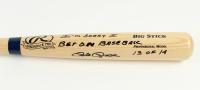 "Pete Rose Signed Rawlings Pro Big Stick LE Baseball Bat Inscribed ""I'm Sorry I Bet On Baseball"" (JSA Hologram) at PristineAuction.com"