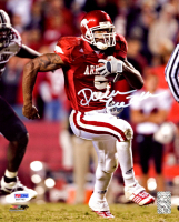 Darren McFadden Signed Arkansas Razorbacks 8x10 Photo (PSA COA & McFadden Hologram) at PristineAuction.com