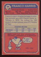 Franco Harris 1973 Topps #89 RC at PristineAuction.com