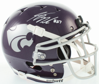 Jordy Nelson Signed Kansas State Wildcats Full-Size Authentic On-Field Helmet (JSA COA) at PristineAuction.com