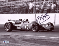 A. J. Foyt Signed 8x10 Photo (Beckett COA) at PristineAuction.com