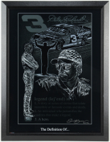 "Sam Bass Signed ""The Definition Of"" 21x27 Custom Framed Print Display Inscribed ""2012"" (PA LOA) at PristineAuction.com"