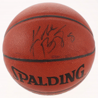 Kobe Bryant Signed NBA Basketball (JSA ALOA) at PristineAuction.com