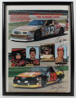 "Bobby Allison Signed ""The Alabama Gang"" 19x25 Custom Framed Photo Display (JSA ALOA) at PristineAuction.com"