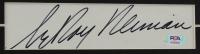 LeRoy Neiman Signed 25.5x34.5 Custom Framed Cut Display with Vintage Lithograph of Jack Nicklaus, Arnold Palmer, Sam Snead & Ben Hogan (PSA Hologram) at PristineAuction.com