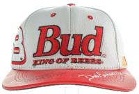 Dale Earnhardt Jr. Signed Budweiser Adjustable Hat (JSA COA) at PristineAuction.com