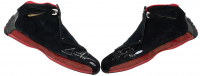Michael Jordan & Scottie Pippen Signed Pair of Air Jordan Basketball Shoes (PSA LOA & UDA COA) at PristineAuction.com