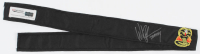 "William Zabka Signed ""The Karate Kid"" Cobra Kai Headband Inscribed ""Johnny"" (Radtke COA) at PristineAuction.com"