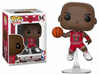 Michael Jordan Bulls #54 Basketball Funko Pop! Vinyl Figure at PristineAuction.com