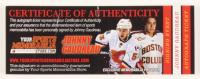 Johnny Gaudreau Signed Jersey (Gaudreau COA) at PristineAuction.com