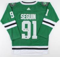 Tyler Seguin Signed Stars Jersey (Seguin Hologram) at PristineAuction.com