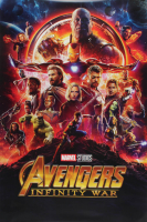 """""""Avengers: Infinity War"""" 24x36 Movie Poster at PristineAuction.com"""