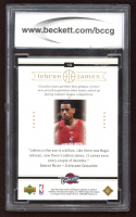 LeBron James 2003 Upper Deck LeBron James Box Set #10 (BCCG 10) at PristineAuction.com