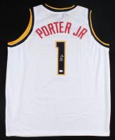 Michael Porter Jr. Signed Jersey (PSA COA) at PristineAuction.com