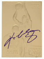 Kobe Bryant 1996-97 Fleer 23KT Gold Basketball Card at PristineAuction.com