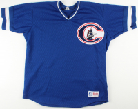 Derek Jeter Game-Used 1993-95 Clippers Jersey (Miedema LOA) at PristineAuction.com
