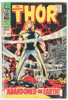"""1967 """"The Mighty Thor"""" Issue #45 Marvel Comic Book at PristineAuction.com"""