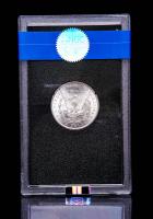1883-CC Morgan Silver Dollar (NGC MS63 GSA Holder) at PristineAuction.com