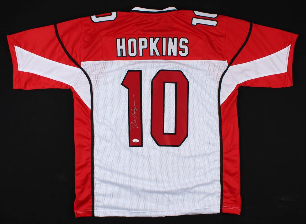 signed deandre hopkins jersey