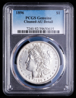 1896 Morgan Silver Dollar (PCGS AU Details) at PristineAuction.com