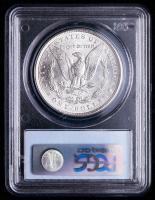1886 Morgan Silver Dollar (PCGS MS62) at PristineAuction.com