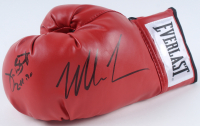 "Mike Tyson & James ""Buster"" Douglas Signed Everlast Boxing Glove Inscribed ""2-11-90"" (Schwartz COA) at PristineAuction.com"