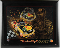 "Sam Bass Signed ""Hooked Up!"" 24.5x30.5 Custom Framed Photo Display Inscribed ""2009"" (PA LOA) at PristineAuction.com"