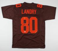 Jarvis Landry Signed Jersey (JSA COA) at PristineAuction.com