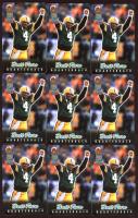 Lot of (9) Brett Favre 1997 Score Board Talkn' Sports Football Cards at PristineAuction.com