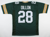 A. J. Dillon Signed Jersey (Beckett COA) at PristineAuction.com