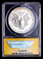 1988 American Silver Eagle $1 One Dollar Coin (ANACS MS68) at PristineAuction.com
