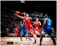 Trae Young Signed Hawks 16x20 LE Photo (Panini Hologram) at PristineAuction.com
