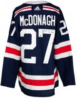 Ryan McDonagh Signed Rangers Adidas Jersey (Fanatics Hologram & Steiner Hologram) at PristineAuction.com