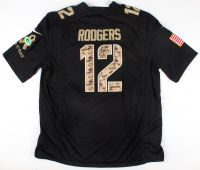 Aaron Rodgers Signed Packers Jersey (JSA ALOA) at PristineAuction.com