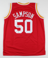 Ralph Sampson Signed Jersey (Beckett COA) at PristineAuction.com
