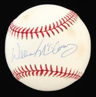 Willie McCovey Signed OML Baseball (JSA COA) at PristineAuction.com