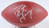 """Peyton Manning Signed Official Super Bowl 50 NFL """"The Duke"""" Game Ball Football (Fanatics Hologram) at PristineAuction.com"""