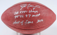 "Brett Favre Signed Official NFL ""The Duke"" Game Ball Football With Multiple Inscriptions (Radtke COA) at PristineAuction.com"