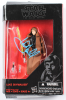 "Mark Hamill Signed ""Star Wars: The Black Series"" Luke Skywallker Figurine (Radtke COA) at PristineAuction.com"