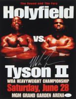 Mike Tyson Signed 11x14 Photo (JSA Hologram) at PristineAuction.com