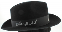 "Matthew Broderick & Nathan Lane Signed ""The Producers"" Fedora Hat (JSA COA) at PristineAuction.com"