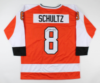 "Dave ""The Hammer"" Schultz Signed Jersey (JSA COA) at PristineAuction.com"