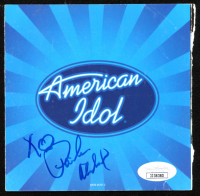 "Paula Abdul Signed ""American Idol"" CD Cover (JSA COA) at PristineAuction.com"