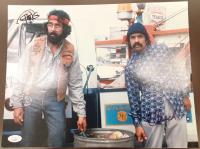 "Cheech Marin & Tommy Chong Signed ""Cheech & Chong's Next Movie"" 11x14 Photo (JSA COA) at PristineAuction.com"