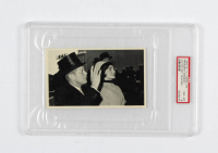 1964 JFK President John F. Kennedy (In Top Hat, Waving) (PSA 8) at PristineAuction.com